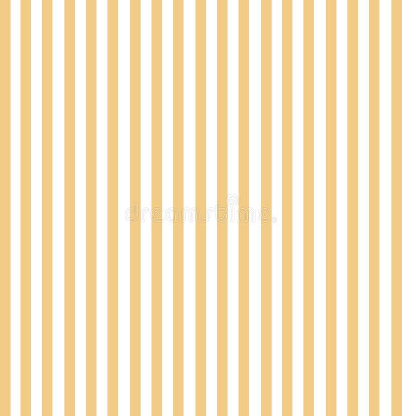paskuje żółty ilustracji