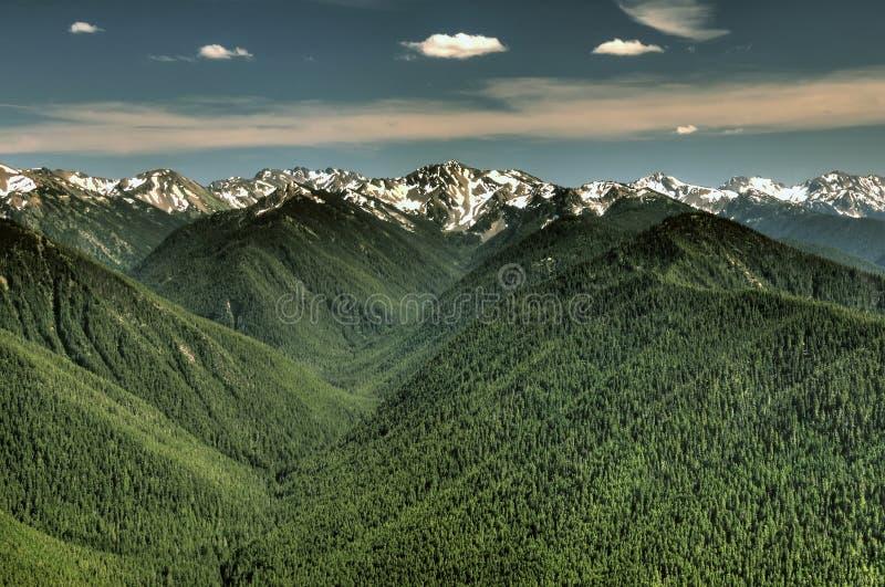 pasmo olimpijskie doliny zdjęcie stock
