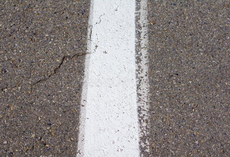Paso de peatones blanco fotos de archivo