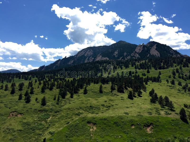 Paso del Hoosier, Colorado fotos de archivo libres de regalías