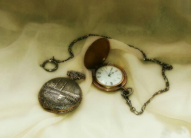 Pasos del tiempo imagen de archivo