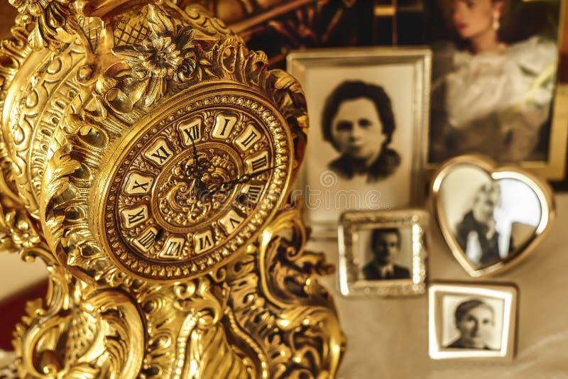 Pasos del tiempo fotografía de archivo