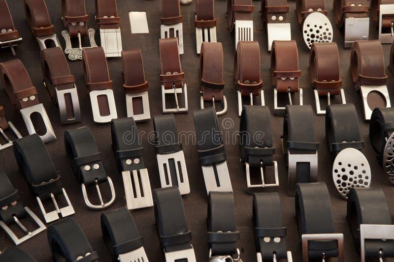 Pasowe klamry zdjęcie stock