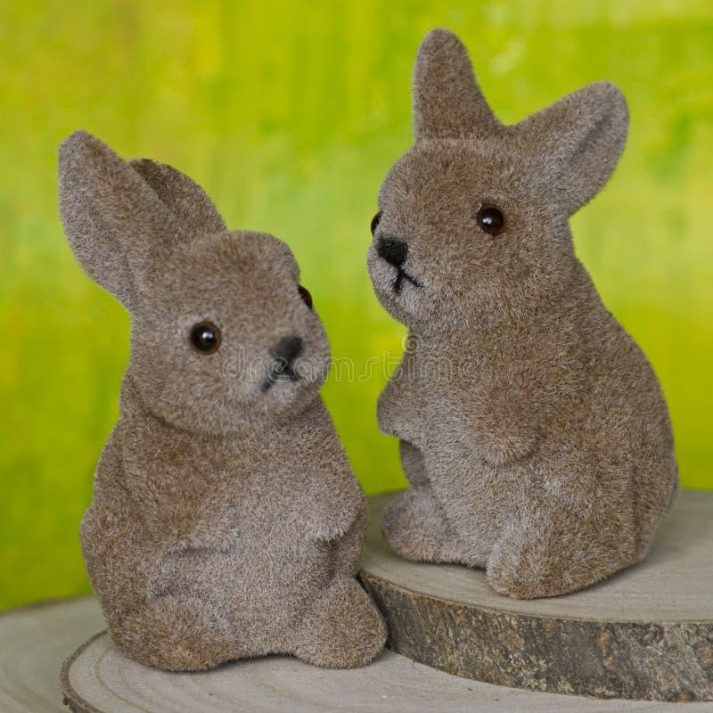 Pasqua Bunnys immagini stock