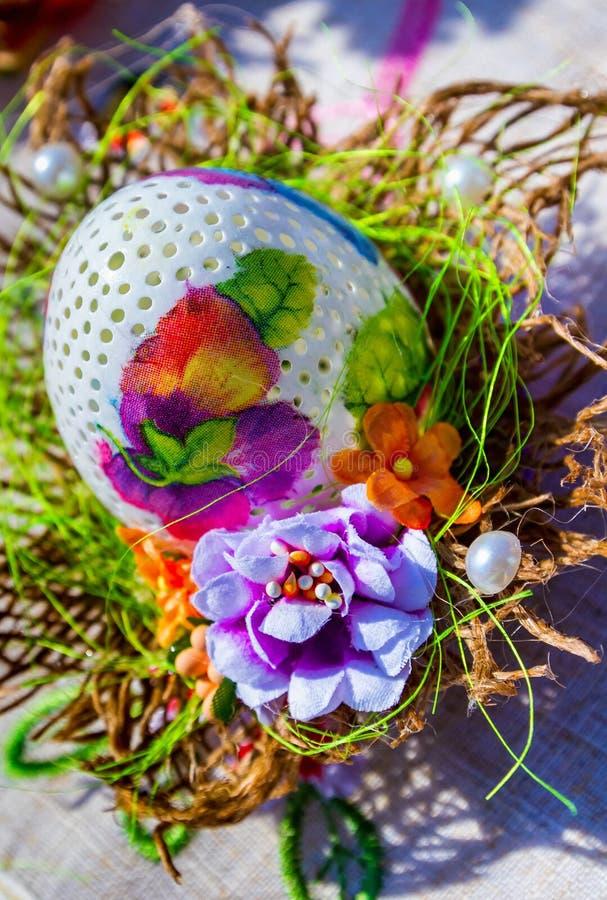 Pasqua ethno-giusta in Užhorod fotografia stock