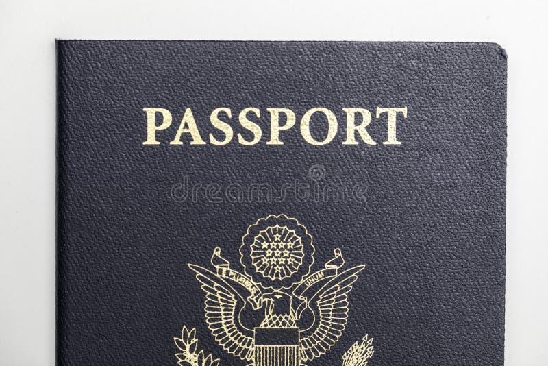 Pass-Amerikaner Vereinigter Staaten lizenzfreie stockfotografie