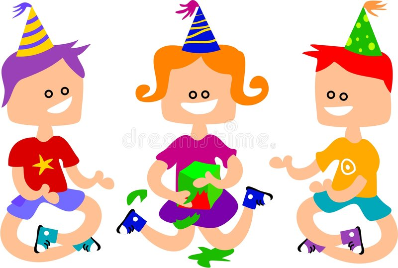 Download Pass the Parcel stock illustration. Image of recreation - 193728