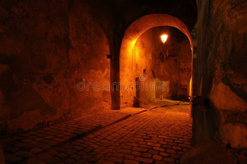 passage royaltyfria bilder