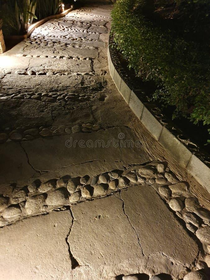 Passage couvert à phuket Thaïlande images stock