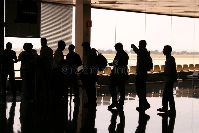 Download Passage D'embarquement S'il Vous Plaît Image stock - Image du pays, humans: 739915