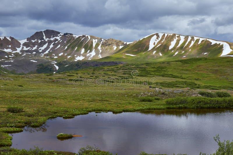 Passage de l'indépendance, le Colorado images libres de droits
