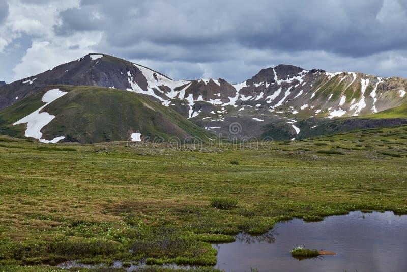 Passage de l'indépendance, le Colorado photos stock