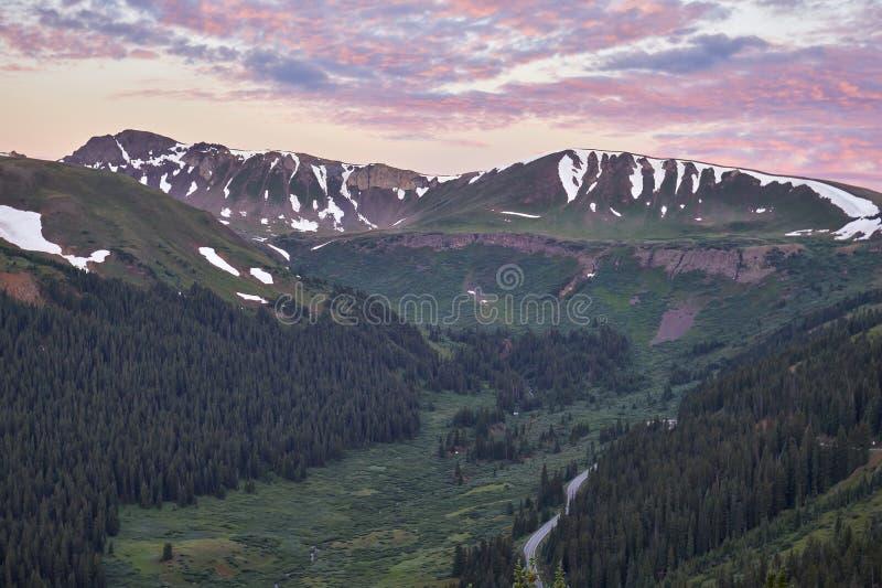 Passage de l'indépendance, le Colorado photographie stock