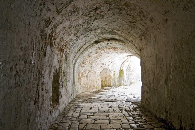 Passage de tunnel photos libres de droits