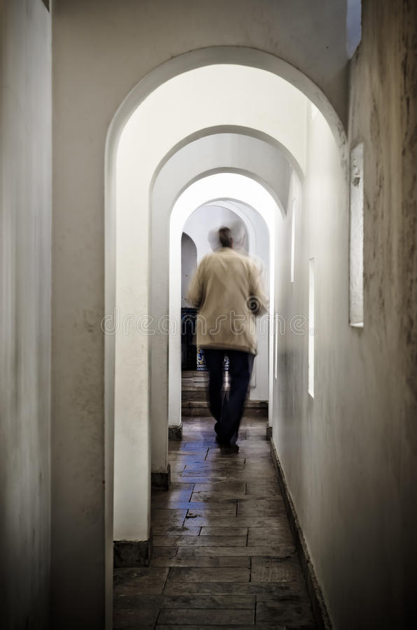 Download Passage stock photo. Image of corridor, passage, architecture - 31391444