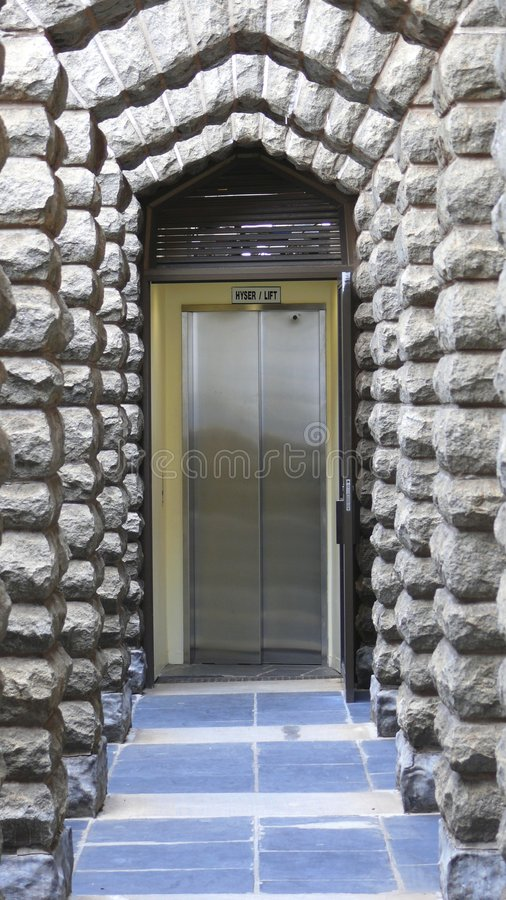 Free Passage To Elevator Stock Photo - 7817300