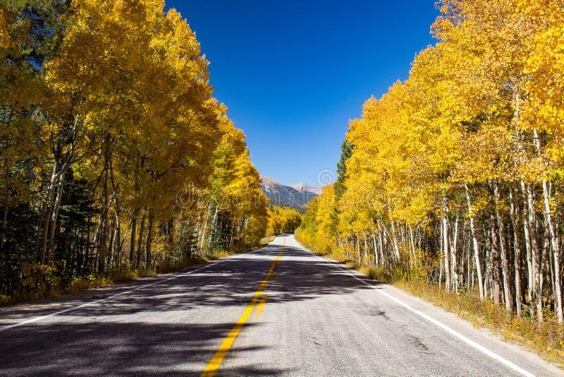 Passagem da independência, Colorado imagem de stock