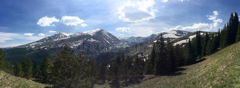 Passagem do Hoosier, Colorado foto de stock royalty free
