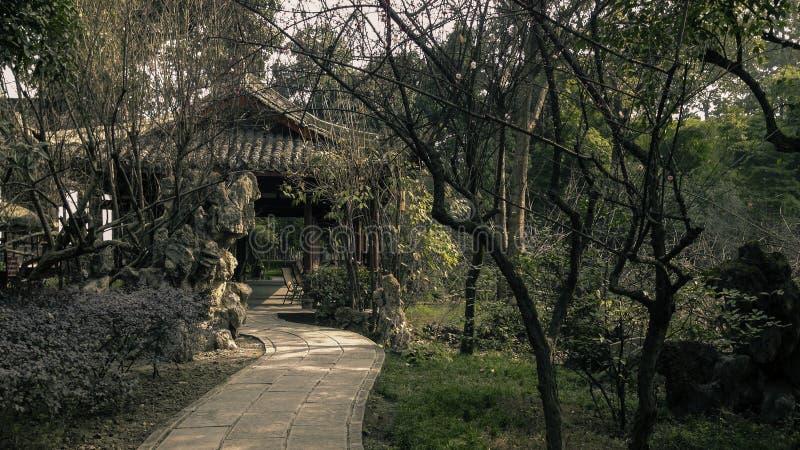 Passagem em China fotos de stock royalty free