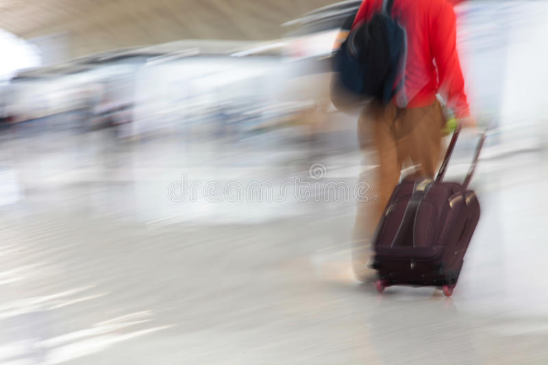 passager photographie stock