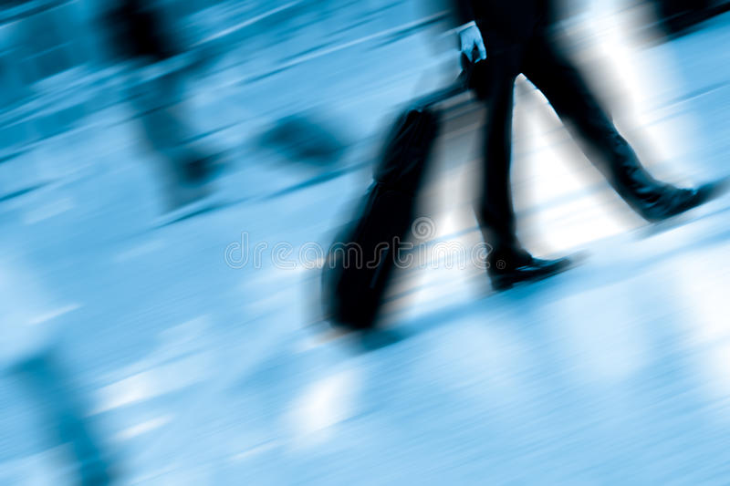Passager image stock