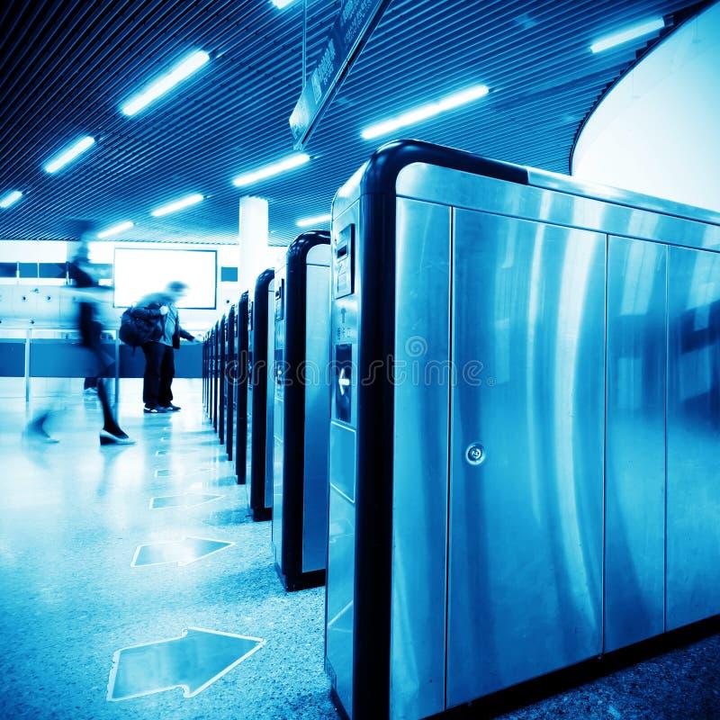 Passager photos stock
