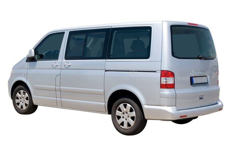 passagerareskåpbil fotografering för bildbyråer