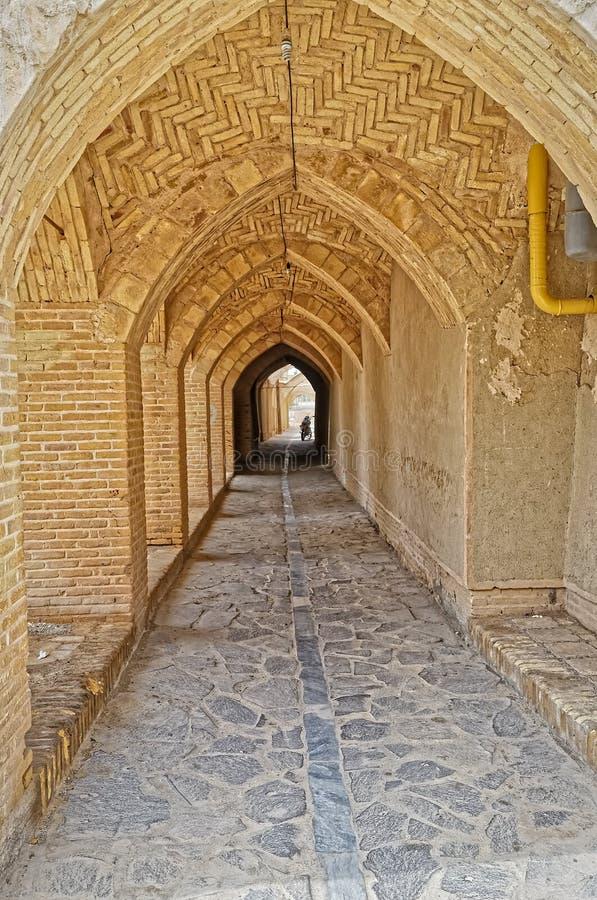 Passages van de Nain de oude moskee royalty-vrije stock foto