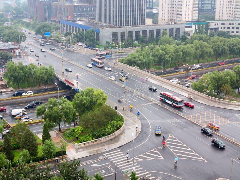 Passaggio a Pechino fotografia stock libera da diritti