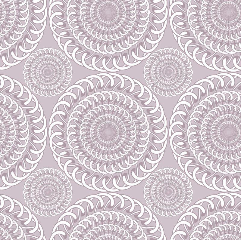 passande seamless wallpaper för antikvitet royaltyfria bilder