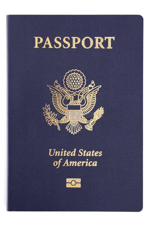 Passaporte fotografia de stock royalty free