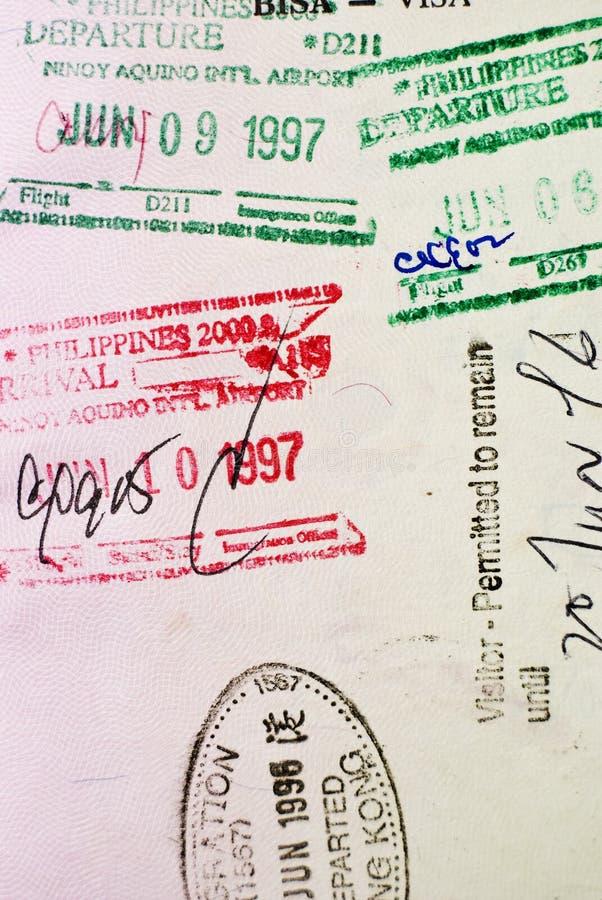 Passaporte imagens de stock royalty free