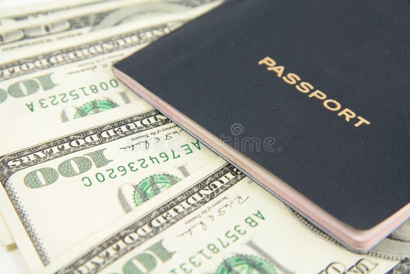 Passaporto Generale Fotografia Stock