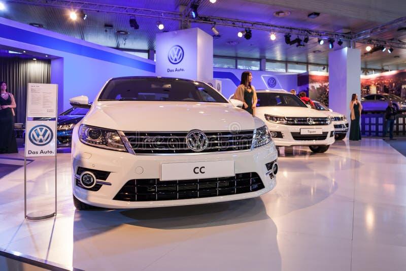 passat Volkswagen cc zdjęcia stock