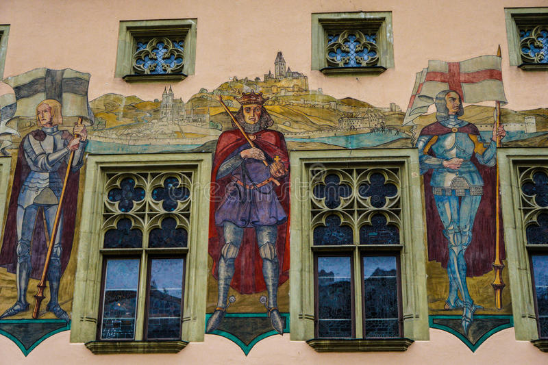 Passau,德国 免版税库存图片