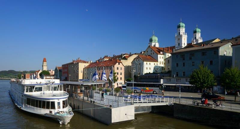 Passau lizenzfreie stockbilder