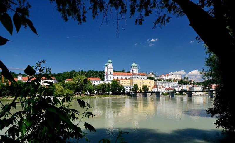 Passau zdjęcia royalty free