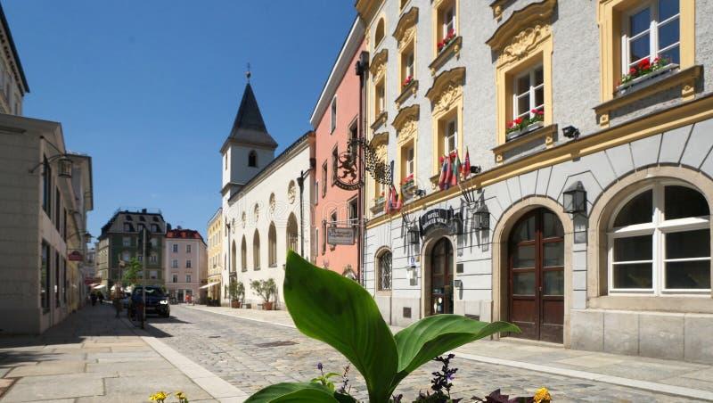 Passau stock images
