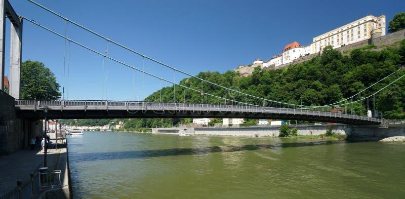 Passau stock photography