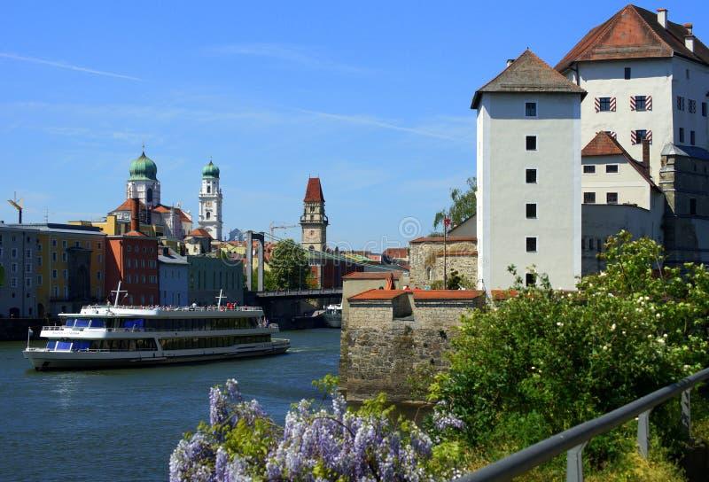 Passau royalty free stock photo