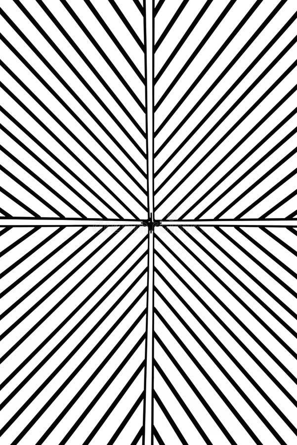 Passe o grating no quadrado de Koberg em Luebeck, Alemanha imagem de stock