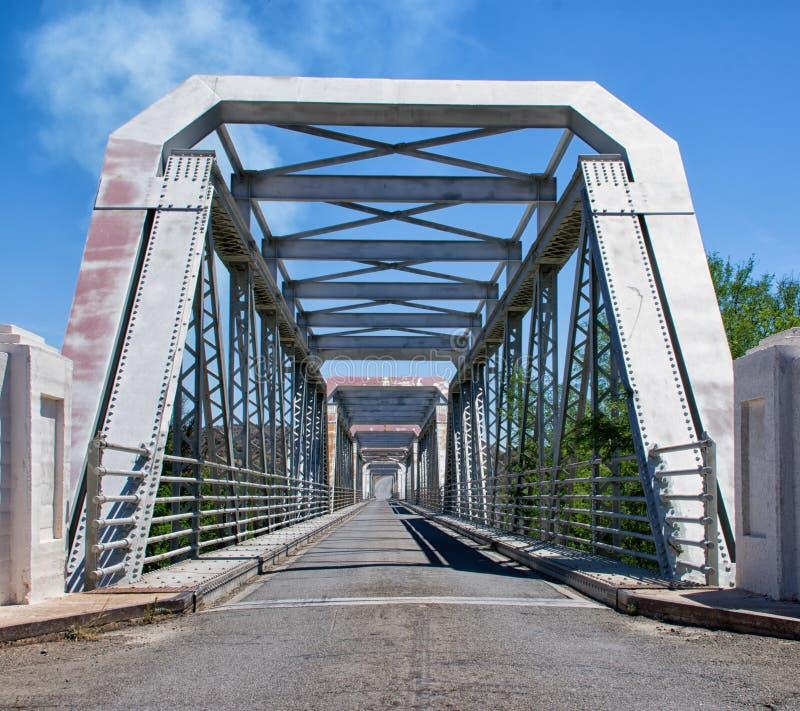 Passe a ponte fotografia de stock royalty free