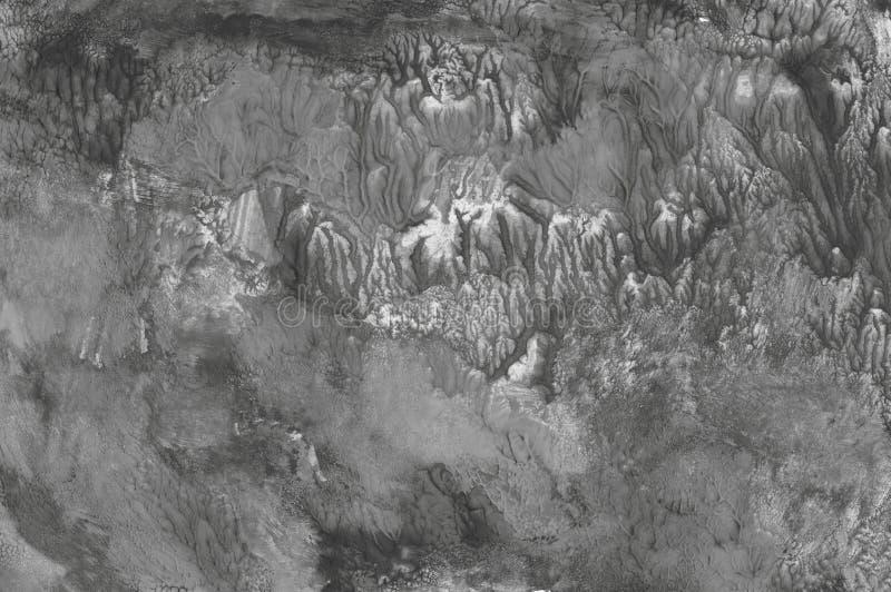 Passe-temps sombre noir et blanc de créativité de conception d'art de graphiques de pinceau de fond de texture de modèle scrapboo illustration libre de droits