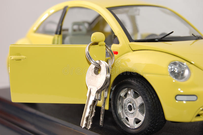 Passed driving test stock images