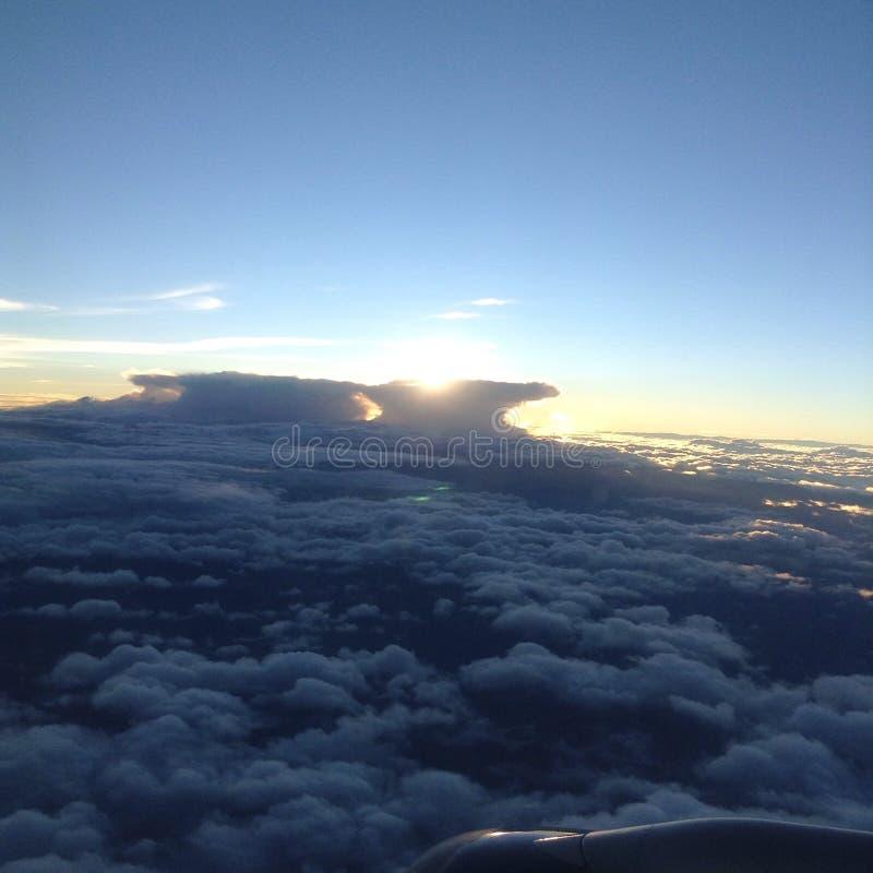 Passeio do avião fotos de stock royalty free
