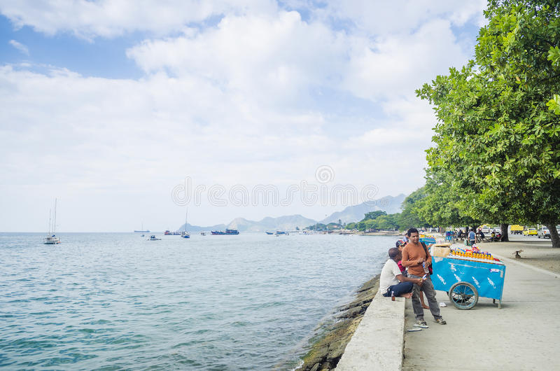 Download Beira-mar De Dili Em Timor-Leste Imagem Editorial - Imagem de asian, curso: 29842690