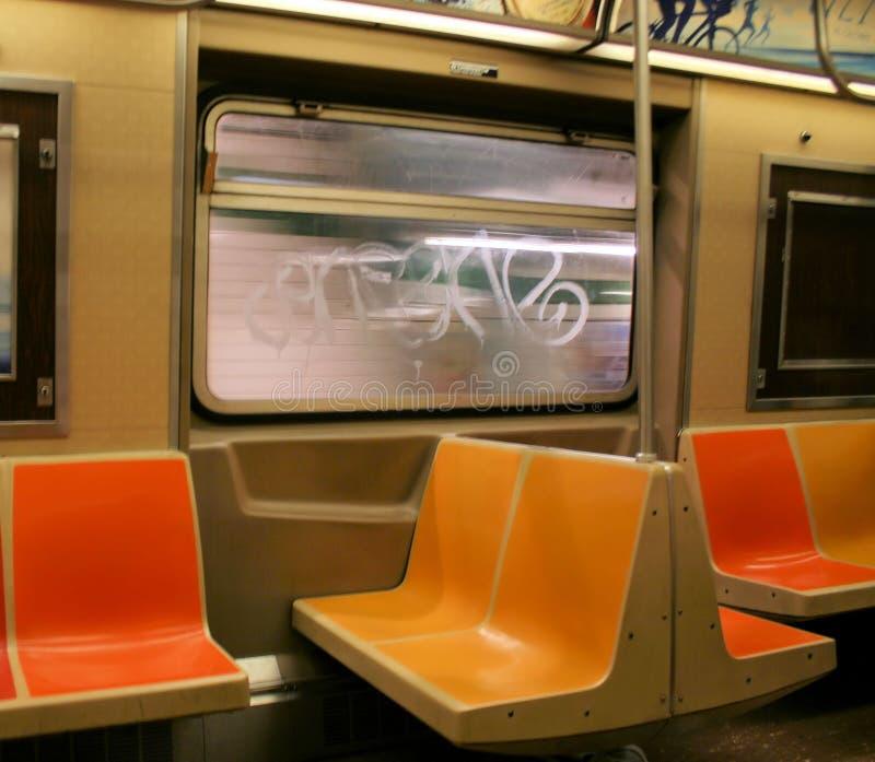 Passeio do metro imagem de stock royalty free