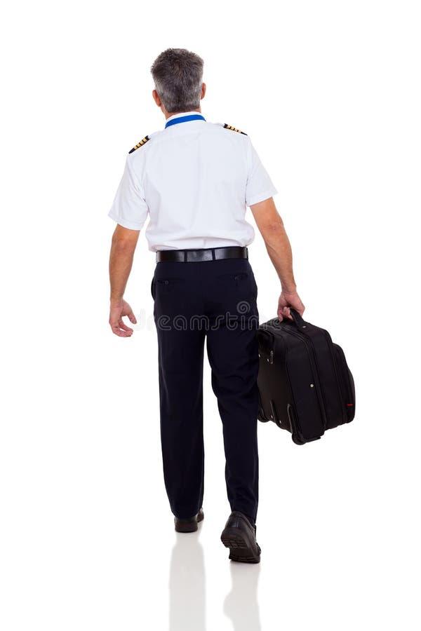 Passeio superior do capitão imagem de stock royalty free