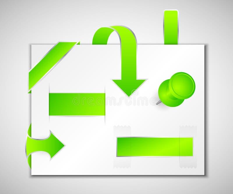 Passen Sie Ihr Papier an vektor abbildung