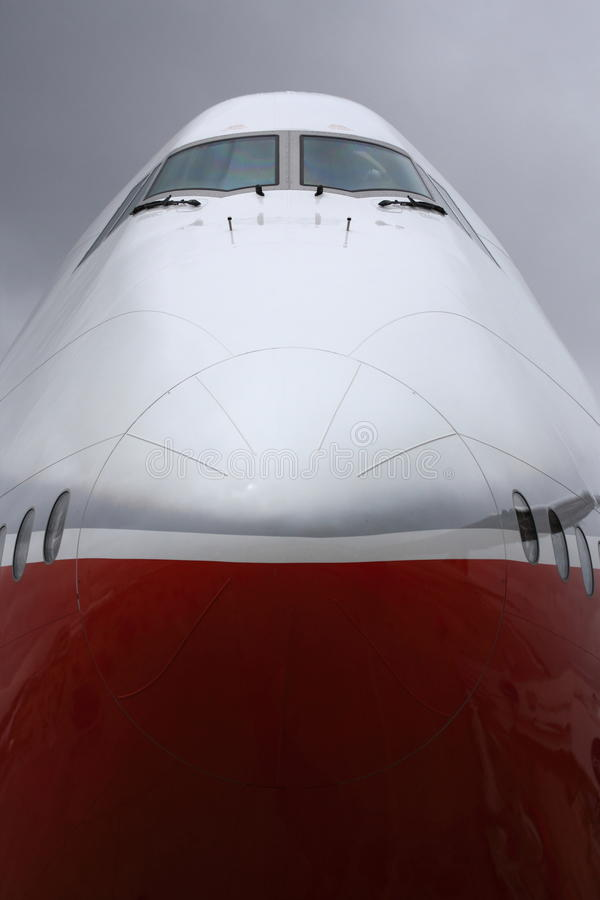 Free Passenger Aircraft Nose Stock Images - 20089134